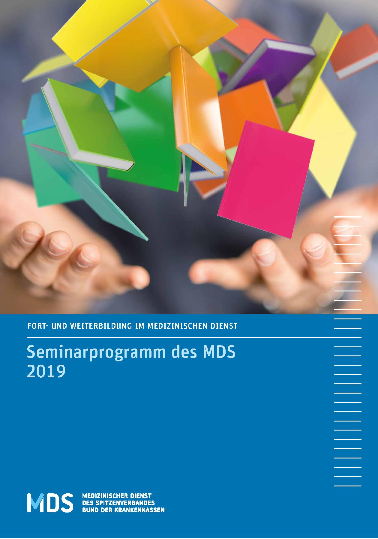 Fortbildungsbroschüre 2019