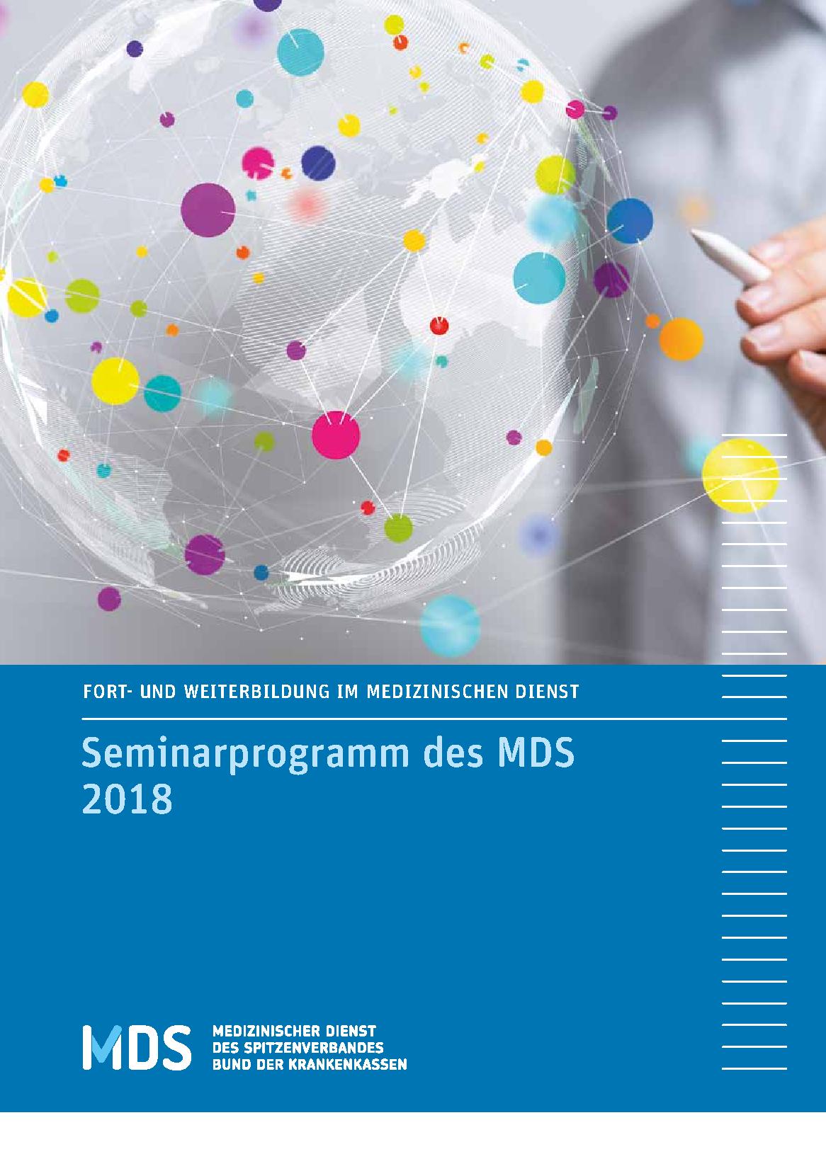 Fortbildungsbroschüre 2018
